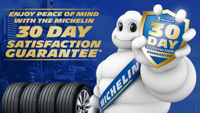 Michelin Satisfaction Guarantee